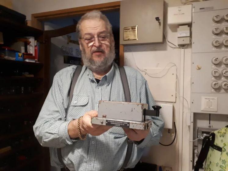 Thomas och hans telegrafinycklar